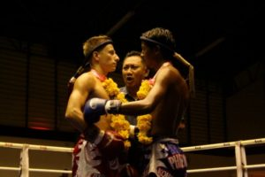 Amuletes and Muaythai
